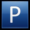 Letter-P-blue-icon
